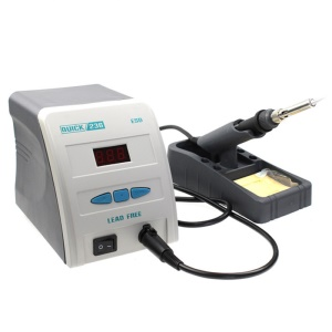 QUICK 236 Lead-Free Soldering Iron/High Frequency Welding Platform Lead-Free Digital Anti-static Quick Heating 90W 220V