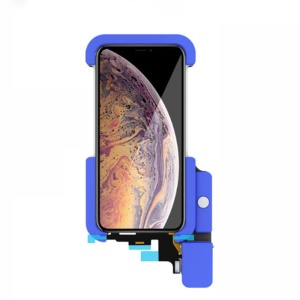 JC XS MAX Touch Panel Testing Fixture for iPhone XS Max Touch Panel Digitizer TP Testing Built-in Booting Flex Cable
