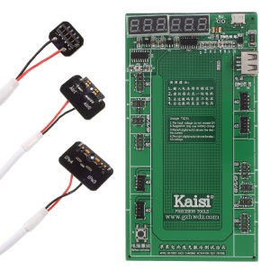 KAISI K-9202 Battery Charge Activation Circuit Board for iPhone 6s/6s Plus iPad Air 2/Air Etc