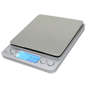 3000g/0.1g High Accuracy Mini Digital Pocket Scale Jewelry Electronic Kitchen Food Scale