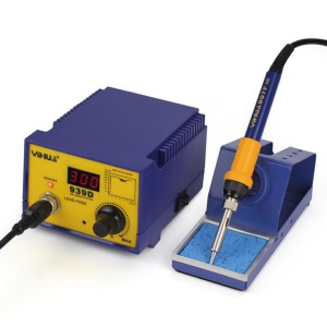 YIHUA 939D Digital Display Soldering Station High-power Imported Anti-static Welding Station - 110V