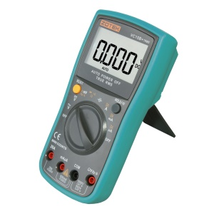 ZOTEK VC15B+ Auto-ranging Digital Multimeter Instruments with LCD Display