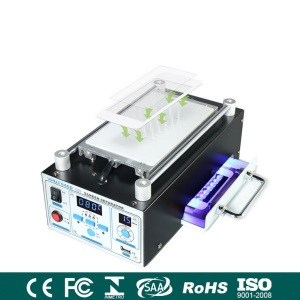 YIHUA 946D-III LCD Touch Screen Glass Separator Splitter Vacuum Pump Repair Machine with UV Light - AC 220V / EU Plug