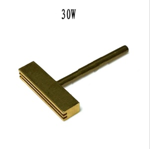 T Shape Soldering Iron Tip Head for LCD Ribbon Repair Parts - 30W