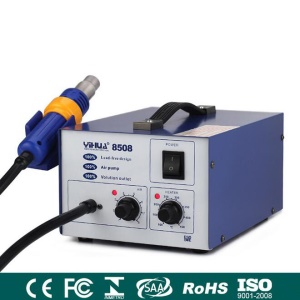 YIHUA 8508 Temperature Controlled Air Soldering Station with Silicone Line - 110V