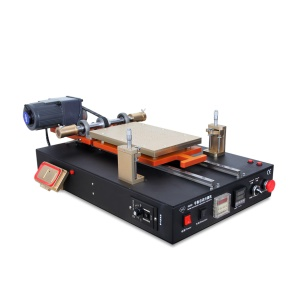TBK-958D 800W Built-in Vacuum Pump Automatic LCD Separator Machine for Tablet LCD Refurbish - US Plug