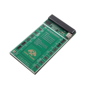 W208A Professional Battery Activation Charge Board com USB para iPhone 7 Battery Fast Charge Board
