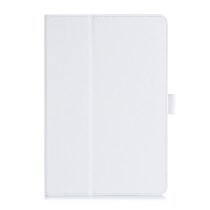 Flip Leather Cover Card Holder for ASUS ZenPad S 8.0 Z580C - White