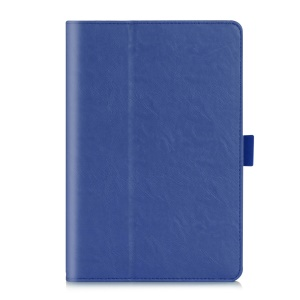 PU Leather Case with Card Slots for ASUS ZenPad S 8.0 Z580C - Blue