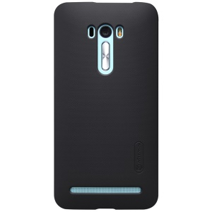 NILLKIN Super Frosted Shield Hard Case for Asus Zenfone Selfie ZD551KL with Screen Protector - Black