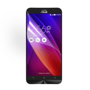 Clear LCD Screen Protector Guard Film for Asus Zenfone 2 ZE551ML