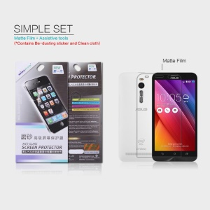 NILLKIN for Asus Zenfone 2 ZE551ML Protector Film Anti-glare Scratch-resistant