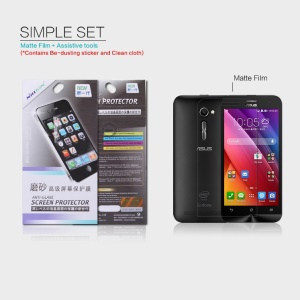 NILLKIN for Asus Zenfone 2 ZE500CL Protector Film Anti-glare Scratch-resistant