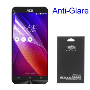 Matte Anti-glare Screen Protector Film for Asus Zenfone 2 ZE500CL (Black Package)