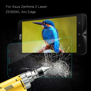 0.3mm Tempered Glass Screen Protector Guard Film for Asus Zenfone 2 Laser ZE550KL ZE551KL