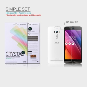 NILLKIN Anti-fingerprint Clear Screen Protector Film for Asus Zenfone Selfie ZD551KL