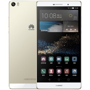 HUAWEI Ascend P8 Max Octa Core 4G Smartphone 6.8-inch Android 5.1 3GB+32GB - Silver