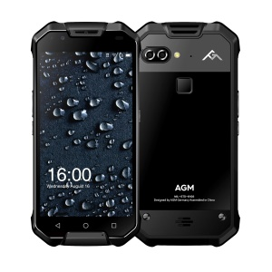 AGM X2 Waterproof Shockproof 5.5-inch Android 7.1 Octa-core 4G Smartphone 6GB+128GB