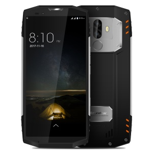 Blackview BV9000 IP68 Waterproof 5.7 inch Android 7.1 MT6757 Octa-core 4G Smartphone 4+64GB - Silver