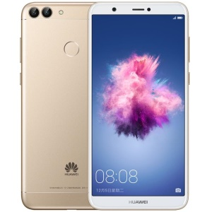 HUAWEI Huawei Enjoy 7S (FIG-AL00) 5.65-inch EMUI 8.0 Hisilicon Kirin 659 Octa-core 4G Smartphone 3GB+32GB - Gold Color