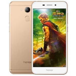HUAWEI Honor V9 Play (JMM-AL00) 5.2 Inch Octa Core 4G Android 7.0 Android Phone 4+32GB - Gold Color