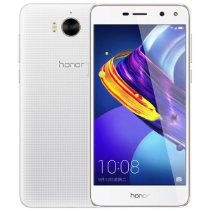 HUAWEI Honor Play 6 (MYA-AL10) 5.0 inch MT6737T Quad-core Smartphone 2GB + 16GB - White