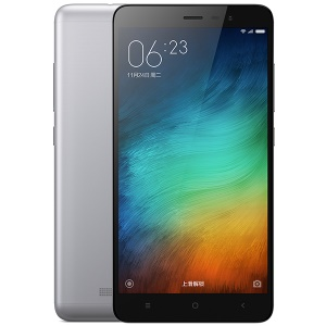 Xiaomi Redmi Note 3 Pro Qualcomm Snapdragon 650 Hexa-core 4G Smartphone 5.5-inch 2+16GB - Grey