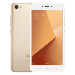 XIAOMI Redmi Note 5A 5.5 inch 4G Smartphone 2GB+16GB Snapdragon 425 Quad Core Bluetooth 4.2 - Gold