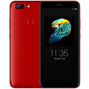 LENOVO S5 (K520) 3+32GB Snapdragon 625 Android 8.0 Octa Core 5.7-inch Smartphone - Red