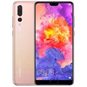 HUAWEI P20 Pro (CLT-Al01) 6,1-Zoll-Octa-Core-Kirin 970 Android 8.1 4G Smartphone 6 GB + 128 GB - Roségold