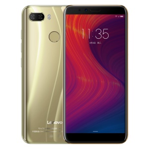 LENOVO K5 Play 3 + 32GB Snapdragon 430 ZUI 3.7 Octa Core 5,7 Pouces 4G Smartphone - Or