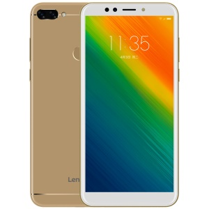 LENOVO K5 Hinweis Android 8.0 Octa-Core 6-Zoll 3 GB + 32 GB Smartphone - Gold