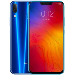 LENOVO Z5 Android 8.1 Octa-core 6.2-inch 6GB + 64GB U-touch Smartphone - Blue
