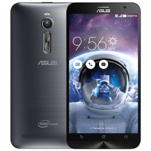 ASUS ZenFone 2 ZE551ML 5.5-Inch 4G LTE Android Smartphone Quad-core 2GB+16GB - Silver