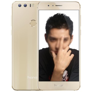HUAWEI Honor 8 (FRD-AL00) Octa Core 4G LTE Smartphone Android 6.0 5.2-inch 4+32GB - Gold