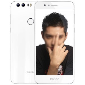 HUAWEI Honor 8 (FRD-AL00) 64GB ROM Octa Core 4G Smartphone Android 6.0 5.2-inch 4GB RAM - Silver