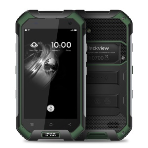 BLACKVIEW BV6000S Quad-core 4.7-inch Android 6.0 4G Smartphone 2+16GB - Green