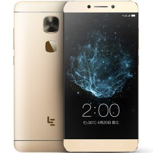 LEECO Le Max 2 (X820) Quad-core Snapdragon 820 4G Smartphone 5.7-inch 6+64GB - Force Gold