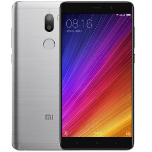 Xiaomi Mi 5s Plus Dual Rear Camera Smartphone,  5.7-inch 4GB+64GB (Standard Edition) - Grey