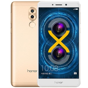 HUAWEI Honor Play 6X (BLN-AL10) 5.5-inch Octa-core Android 6.0 4G Smartphone 4GB+64GB - Gold