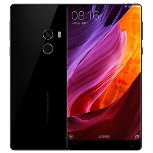 XIAOMI Mi Mix Quad-core 4G 6.4-inch Smartphone 6+256GB Support Quick Charging 3.0 - Black
