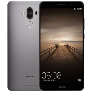 HUAWEI Mate 9 (MHA-AL00) Kirin 960 Octa Core 4G LTE Smartphone 4G+32G 5.9 inch Android 7.0 Support Google Play - Grey