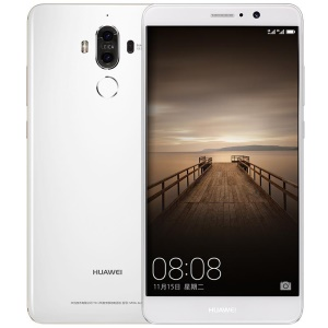 HUAWEI Mate 9 (MHA-AL00) 4GB/64GB Kirin 960 Octa Core 4G LTE Smartphone 5.9 inch Android 7.0 Support Google Play - White