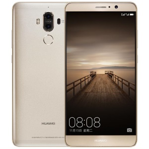 HUAWEI Mate 9 (MHA-AL00) 5.9 inch 4GB/64GB Kirin 960 Octa Core 4G LTE Smartphone Android 7.0 Support Google Play - Gold