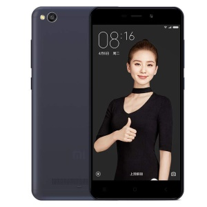 XIAOMI Redmi 4A 2GB+16GB 5.0-inch 4G Bluetooth Smartphone Quad-core Snapdragon 425 - Black