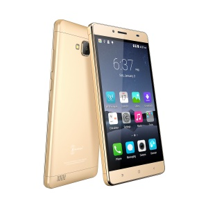 KENXINDA R7 5.5-inch Android 5.1 Quad-core 3G Smartphone 1GB+8GB - Gold
