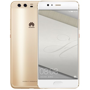 HUAWEI P10 Plus (VKY-AL00) EMUI 5.1 5.5-inch Octa-core 4G Smartphone 6GB+64GB - Gold Color