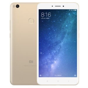 XIAOMI Mi Max 2 6.44-inch Octa-core 4G Smartphone 4+64GB Support Quick Charger - Gold