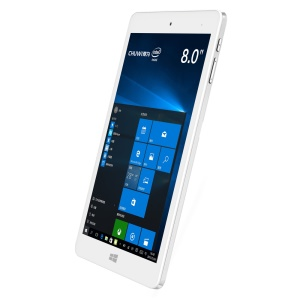 CHUWI Hi8 Pro 8 pouces Tablet PC Dual OS Windows 10 + Android 5.1 2 Go / 32 Go Intel Cherry Trail Z8350