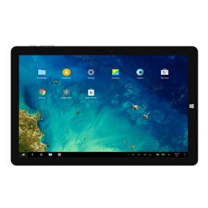 CHUWI Hi10 Pro 10,1-Zoll-Windows 10 / Android 5.1 Tablet PC 4 GB + 64 GB Intel Z8350 Quad-Core